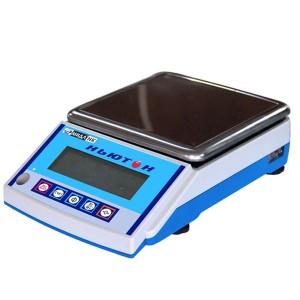 Это вид настольных электронных весов повышенной точности. Наибольший предел взвешивания (НПВ) варьируется от 150г до 3кг. Все модели оснащены ЖК индикацией с подсветкой.