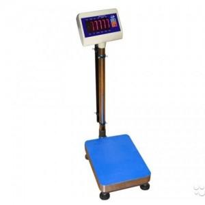 Медицинские напольные весы Здоровье 200 ВДА-50г; Р ХМ7-40х40