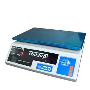 Весы фасовочные МТ 30 В1ДА Базар 2 - 340х230
