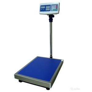 MAX=60кг; MIN=200г; e=10/20г; платформа 450х600мм нерж., индикация: светодиодный блок индикации В2+ на стойке.