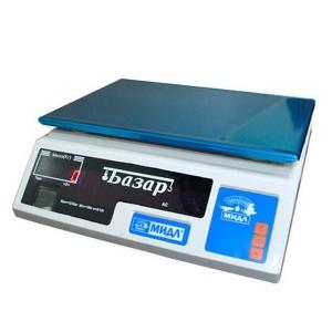 Весы фасовочные МТ 15 В1ЖА Базар 2 - 340х230