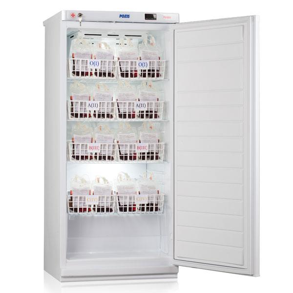 Холодильник-для-хранения-крови-ХК-250-1-POZIS