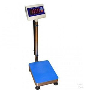 Медицинские напольные весы Здоровье 200 ВДА-50г; Р ХМ7-40х50